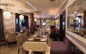 Ресторан караоке-бар O'Jules «под ключ». Москва, 2014 год.