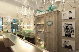 Ресторан Счастье. Москва,2012 год.