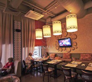 Узбекское кафе ЛЕПЕШКА. Москва, 2012 год.